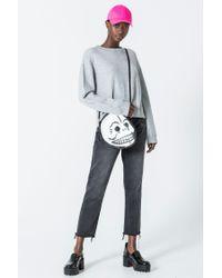 Cheap Monday - White Skull Bag - Lyst