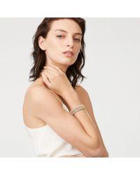 Club Monaco | Metallic Jenna Stretch Bracelet | Lyst