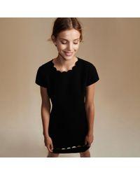 Club Monaco - Black Milancey Dress - Lyst