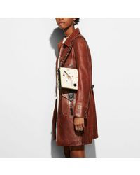 COACH | Multicolor Dinky Crossbody 24 In Glovetanned Leather With Rocket Embellishment | Lyst