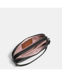 COACH - Multicolor Mickey Crossbody Clutch In Glovetanned Leather - Lyst