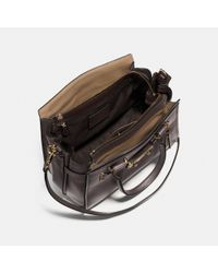 COACH - Multicolor Swagger 27 In Glovetanned Leather - Lyst
