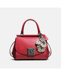 COACH - Multicolor Willow Floral Mix Bag Charm - Lyst