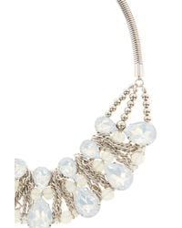 Coast - Blue Herme Necklace - Lyst