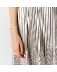 Coast | Metallic Frankie Sparkle Bracelet | Lyst