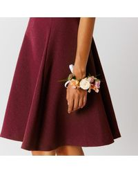 Coast | Red Ava Short Bridesmaids Dress | Lyst