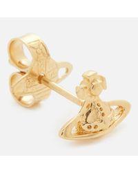 Vivienne Westwood - Yellow Women's Lorelei Stud Earrings - Lyst