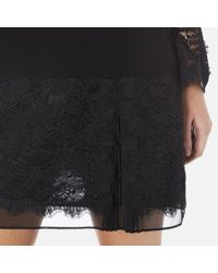 Diane von Furstenberg - Black Women's Lavana Dress - Lyst