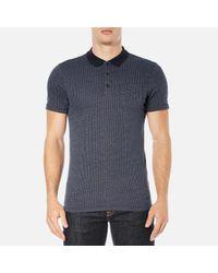 BOSS Orange | Blue Men's Picktown Polo Shirt for Men | Lyst