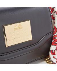 Love Moschino - Black Women's Small Cross Body Bag - Lyst