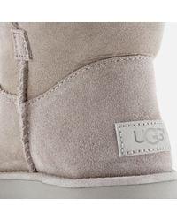Ugg Multicolor Classic Cuff Mini Sheepskin Boots