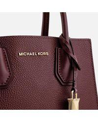 MICHAEL Michael Kors - Multicolor Women's Mercer Accordion Messenger Bag - Lyst