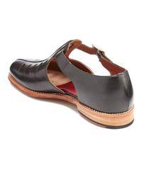 GRENSON - Black Men's Rafferty Leather Buckled Shoes for Men - Lyst