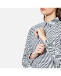 BOSS Orange - Blue Emai Shirt - Lyst