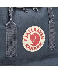 Fjallraven | Blue Kanken Backpack for Men | Lyst
