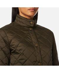 Barbour - Green Women's Nidd Jacket - Lyst