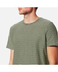 Oliver Spencer - Green Men's Conduit Tshirt for Men - Lyst