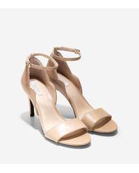 Cole Haan - Natural Grace Grand Sandal (85mm) - Lyst