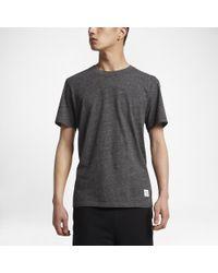 Converse - Black Essentials Men's T-shirt for Men - Lyst