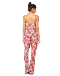 Cosabella - Red Aubrie Printed Pant - Lyst