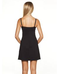 Cosabella - Black Jeanne Chemise - Lyst