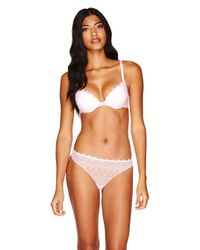 Cosabella   Pink Papyrus Lowrider Thong   Lyst