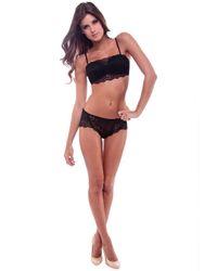 Cosabella - White Thea Hi Cut Bikini - Lyst