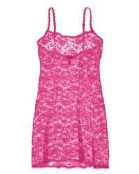 Cosabella - Purple Never Say Never Foxie™ Lace Chemise - Lyst