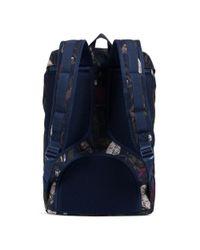 Herschel Supply Co. - Blue Little America Mid-volume Backpack - Lyst