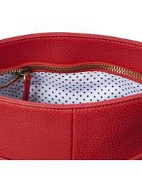 Joules - Red Tourer Bright Cross Body Womens Bag (x) - Lyst