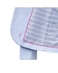 Joules | Blue Mollie Soft Jersey Womens Blazer (w) | Lyst