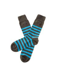 Barbour - Green Macrath Mens Sock for Men - Lyst