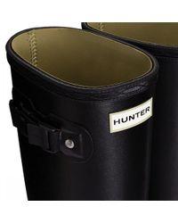 Hunter - Black Norris Field Neoprene Lined Ladies Boot - Lyst