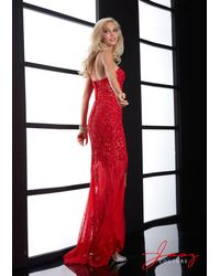 Jasz Couture | Dress In Red | Lyst