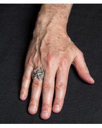 Femme Metale Jewelry - Black Wild West Ring - Lyst