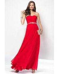 Alyce Paris - B'dazzle - Dress In Red - Lyst