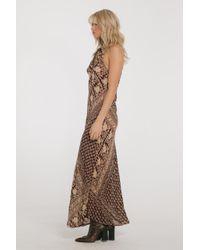 Raga - Brown Harvest Moon Tank Dress - Lyst