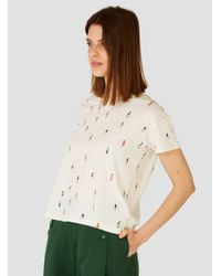 Thinking Mu | Party T-shirt Snow White | Lyst