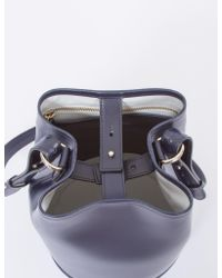 Creatures of Comfort - Multicolor Bucket Bag Small Calf Leather - Lyst