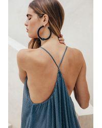 Cult Gaia - Blue Athena Gown - Lyst