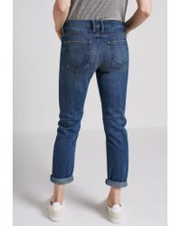 Current/Elliott - Blue The Fling Relaxed Fit Jean - Lyst