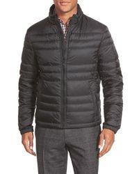BOSS Black 'daniell' Trim Fit Down Puffer Jacket for men