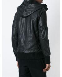 Giorgio Brato | Black Ribbed Cuff Jacket for Men | Lyst