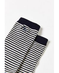 Obey - Black Fillmore Sock for Men - Lyst