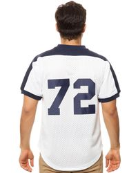 Mitchell & Ness - Blue The Carlton Fisk 72 Mesh Batting Practice Jersey for Men - Lyst