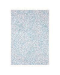Chloé - Blue Animal Dot Print Silk-cashmere Scarf - Lyst