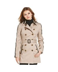 W118 by Walter Baker | Natural Ollie Trench Coat | Lyst