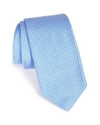 Robert Talbott | Blue 'best Of Class' Check Silk Tie for Men | Lyst