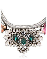 Shourouk - Multicolor Avalon Necklace - Lyst