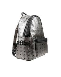 MCM | Black Stark Side Stud Mini Backpack | Lyst